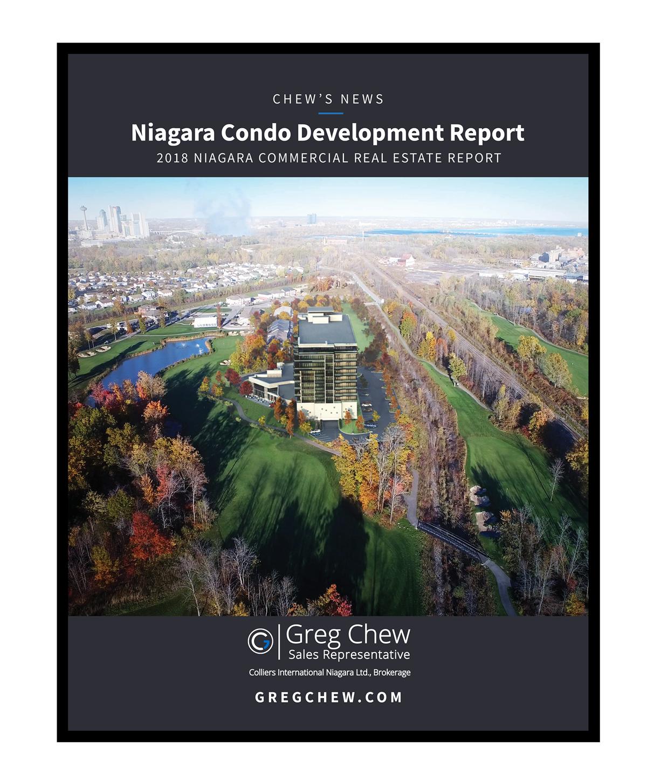 Condo developments in Niagara for 2018