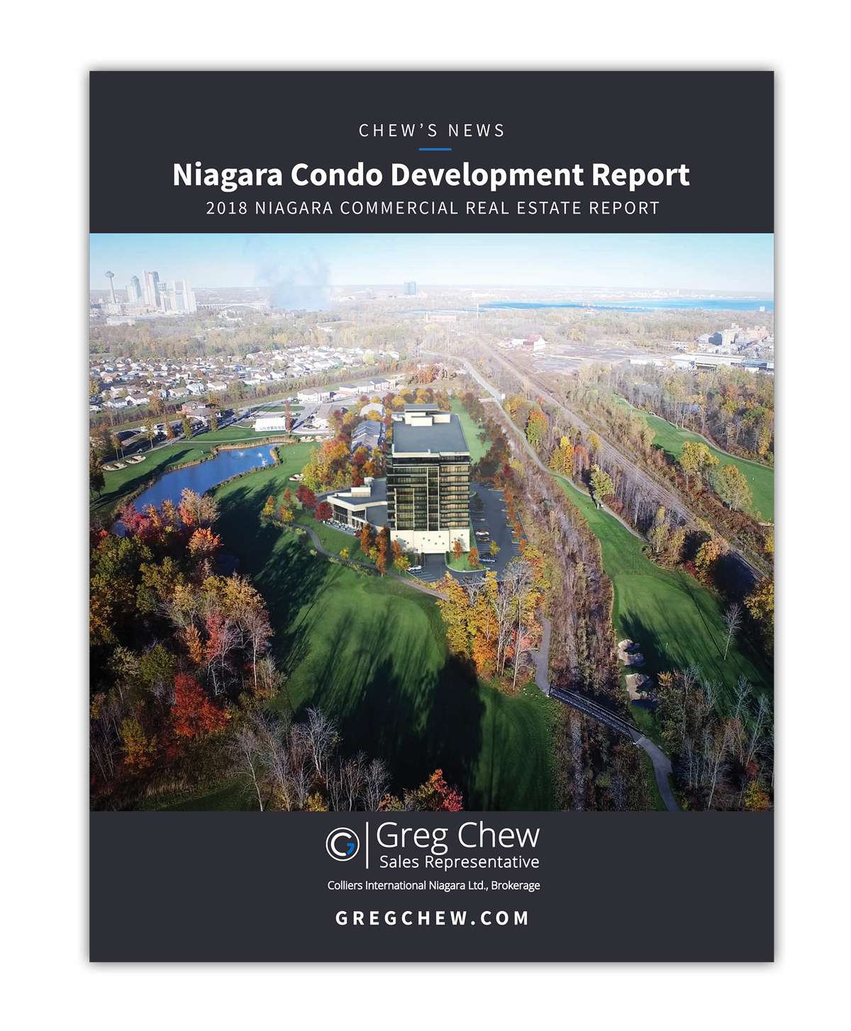 Condo developments in Niagara for 2018