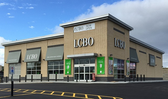 LCBO NOTL retail development